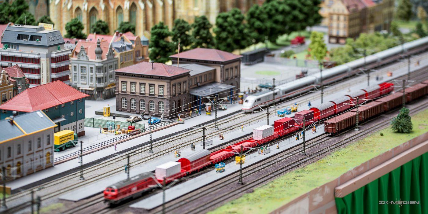 Modelleisenbahn Wiehe