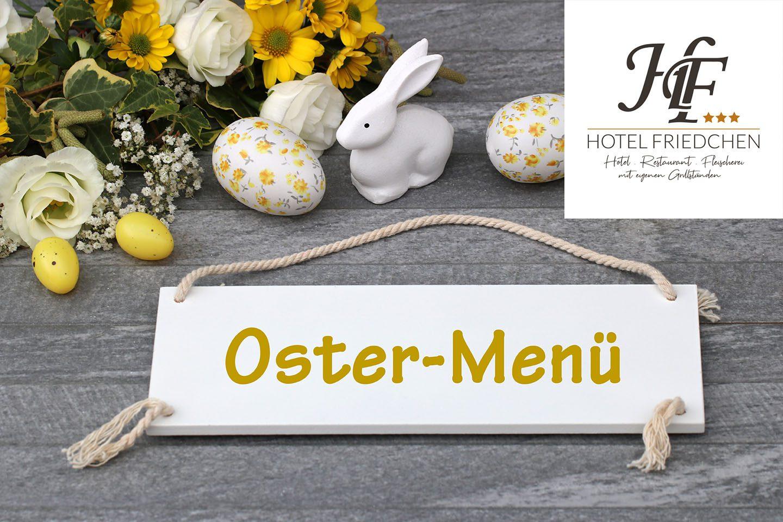 Oster Menü